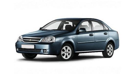 Chevrolet Lacetti - Турбина на гранту 8 клапанов